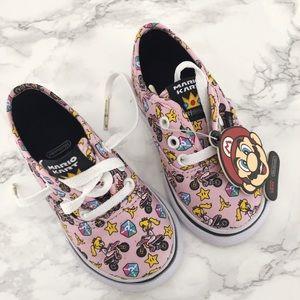 Nintendo Princess Peach Vans